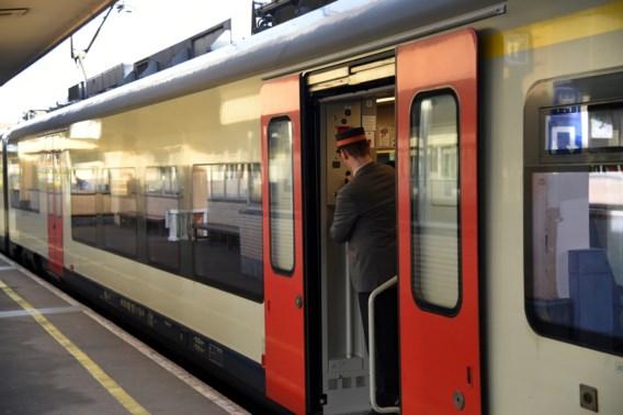 NMBS lanceert in september app die drukte toont op trein