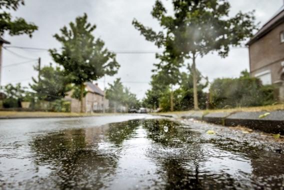 Regen van juni herstelde grondwaterpeil niet
