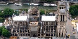 Dan toch geen moderne spits voor gerestaureerde Notre-Dame