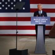 Biden stelt economisch plan van 700 miljard dollar voor tijdens campagnespeech