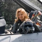 F-16 zoekt pilote