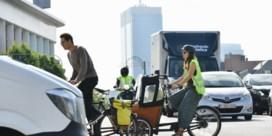 Brussel investeert in gebruik van cargofiets