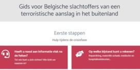 Website voor slachtoffers aanslagen in buitenland