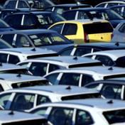 Markt van tweedehandswagens floreert