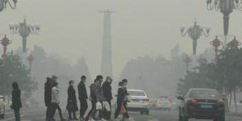 China stoot meer broeikasgassen uit dan voor coronacrisis