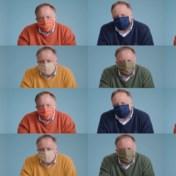 Marc Van Ranst legt uit hoe u een mondmasker moet dragen