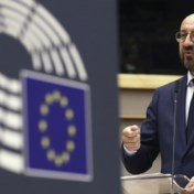 Charles Michel: 'Dit gaat om plaats van Europa in de wereld komende decennium'