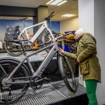 Exploderende vraag leidt tot wereldwijd tekort aan fietsen