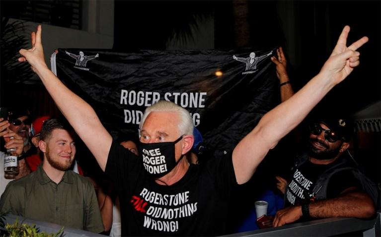 Romney over clementie voor Roger Stone: 'Ongeziene, historische corruptie van Trump'