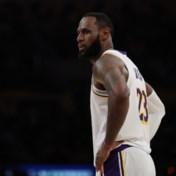 """NBA-ster LeBron James zal geen politieke boodschap op zijn basketshirt plaatsen: """"Dat is niet nodig"""""""