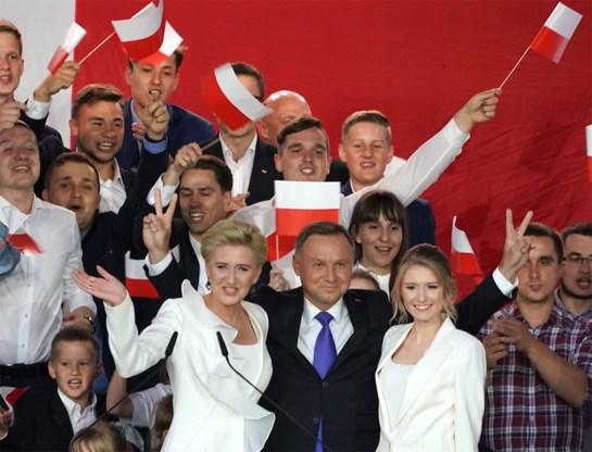 Duda vergroot voorsprong een beetje in nieuwe exitpoll Presidentsverkiezingen Polen