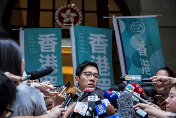 Bekende Hongkongse activist Nathan Law naar Londen gevlucht