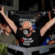 'Roger Stone blijft een veroordeelde misdadiger'