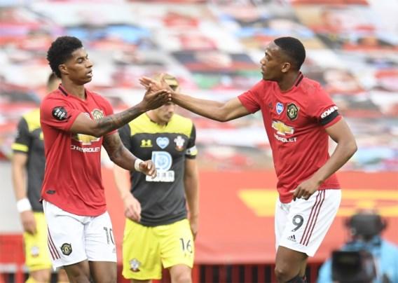 Manchester United geeft belangrijke zege weg in blessuretijd, Champions League wordt spannende strijd