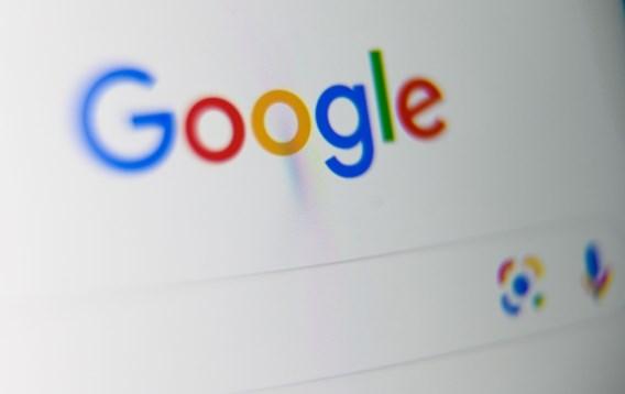 Google Belgium krijgt recordboete