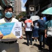 China hekelt voorverkiezing oppositie Hongkong als ernstige provocatie