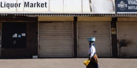 Zuid-Afrika bestrijdt corona met alcoholverbod (bis)