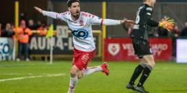 KV Kortrijk moet Stojanovic vier tot zes weken missen met hamstringblessure