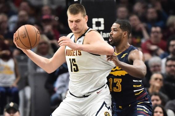 Nikola Jokic voegt zich bij ploeggenoten van Denver in Orlando na verplichte quarantaine