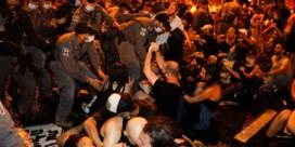 Vijftigtal arrestaties bij protesten tegen Netanyahu in Jeruzalem