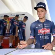 Mathieu van der Poel en Alpecin-Fenix niet langer op startlijst Sibiu Tour