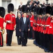 Van grote liefde tussen China en Verenigd Koninkrijk tot open oorlog