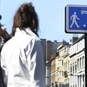 Brusselse Vijfhoek vanaf september geen volledig woonerf meer