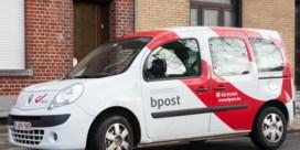 Postbode beschoten tijdens krantenronde