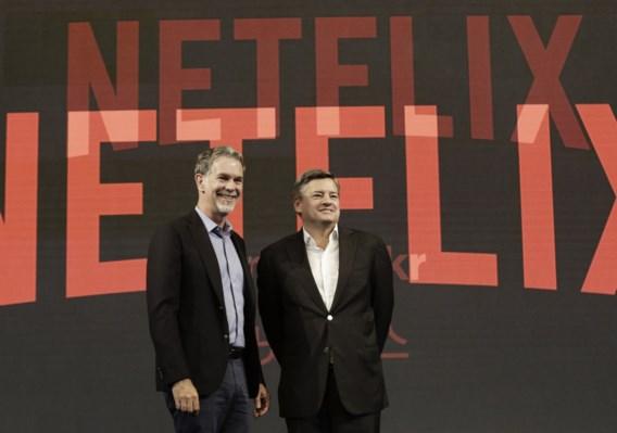 Einde lockdown: periode van sterke groei bij Netflix achter de rug