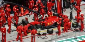 Ferrari diep in de problemen