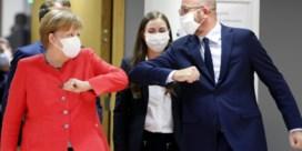 Kan Merkel Michel redden?