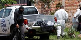 Minstens 23 lijken aangetroffen in massagraf in Mexico