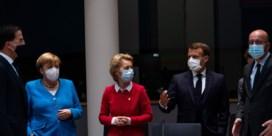 Michel schotelt aanwezigen op Europese top nieuw compromis voor