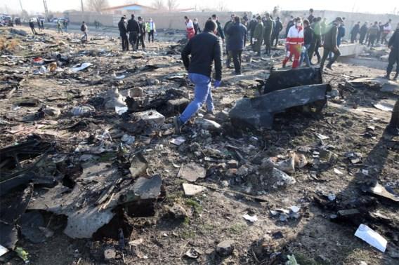 Iran stuurt zwarte dozen van neergehaalde Boeing naar Frankrijk
