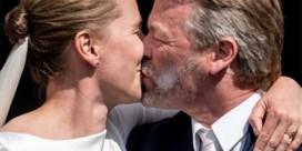 Vierde keer, goede keer: Deense premier met succes in het huwelijksbootje gestapt