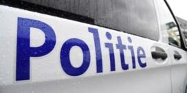 Politie Vorst zet grote middelen in voor huiszoeking