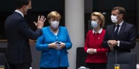 Europese leiders tonen zich meesters in verdeeldheid