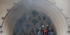 De kathedraal van Nantes heeft negen levens