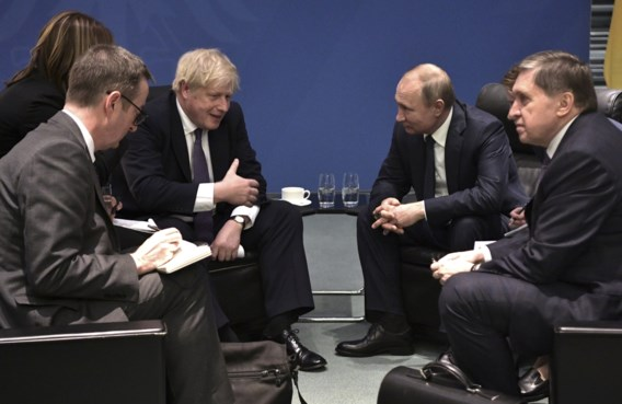 Britse regering 'ontweek actief' onderzoek naar Russische inmenging Brexit-referendum