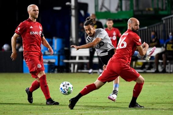 Laurent Ciman en Toronto mogen naar achtste finales minitoernooi MLS