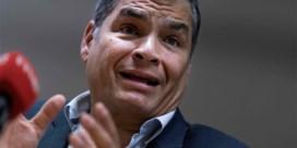 Ecuadoraans gerecht bevestigt acht jaar cel voor ex-president Correa