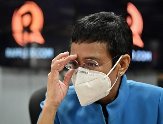 Bekende Filipijnse journaliste pleit onschuldig aan belastingontduiking