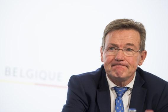 Van Overtveldt: 'Er is heel wat mis met de criteria van het herstelfonds'