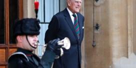 Brits prins Philip geeft militaire rol door aan Camilla