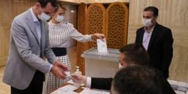 Syriërs kunnen nieuw parlement kiezen