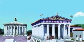Griekse tempels waren toegankelijk voor mensen met beperking