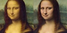 Mona Lisa toont haar ware gelaat