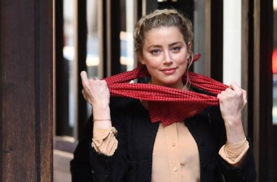 Amber Heard over Johnny Depp: 'Hij bleef maar flessen gooien, als granaten'