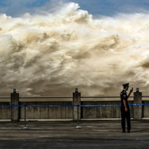 Noodweer jaagt miljoenen Chinezen het huis uit