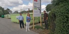 Kortrijkzanen mogen straks naar Harelbeeks containerpark